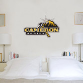 2.5 ft x 4 ft Fan WallSkinz-Cameron Aggies Pick and Mountain