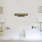 6 in x 2 ft Fan WallSkinz-Cameron Aggies Flat