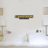 1 ft x 3 ft Fan WallSkinz-Cameron Aggies Flat