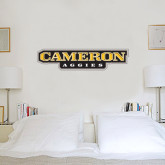 2 ft x 6.5 ft Fan WallSkinz-Cameron Aggies Flat