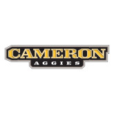 Extra Large Decal-Cameron Aggies Flat, 18 inches wide