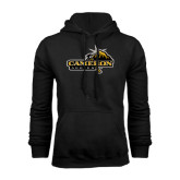 Black Fleece Hoodie-Cameron Aggies Pick and Mountain