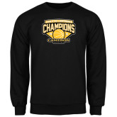Black Fleece Crew-Lone Star Conference Basketball Champs