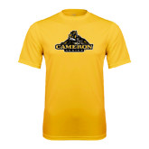 Syntrel Performance Gold Tee-Cameron Aggies Miner