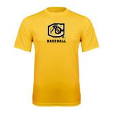 Syntrel Performance Gold Tee-Baseball