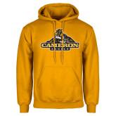Gold Fleece Hoodie-Cameron Aggies Miner