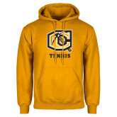 Gold Fleece Hoodie-Tennis