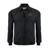 Black Players Jacket-Cameron Aggies Pick and Mountain