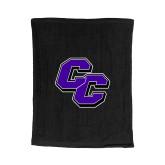 Black Rally Towel-CC