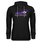 Adidas Climawarm Black Team Issue Hoodie-Curry Colonels