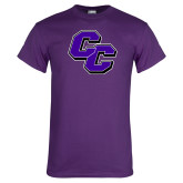 Purple T Shirt-CC