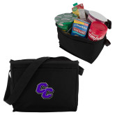 Six Pack Black Cooler-CC