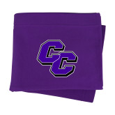 Purple Sweatshirt Blanket-CC