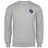 Grey Fleece Crew-CC