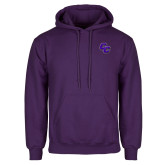 Purple Fleece Hoodie-CC