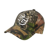 Mossy Oak Camo Structured Cap-CC