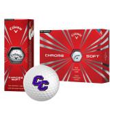 Callaway Chrome Soft Golf Balls 12/pkg-CC