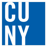 Large Decal-CUNY, 12 in tall