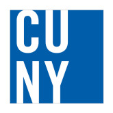 Small Decal-CUNY, 6 in Tall