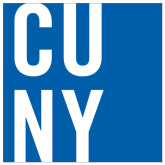 Extra Large Decal-CUNY, 18 in Tall