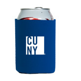 City University of NY Neoprene Royal Can Holder-CUNY