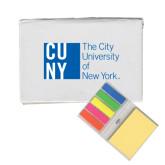 City University of NY Micro Sticky Book-CUNY