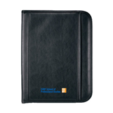 Insight Black Calculator Padfolio-
