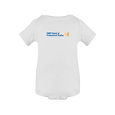 CUNY School of Prof Studies White Infant Onesie-
