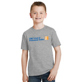 Youth Grey T-Shirt-
