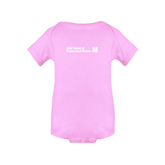 CUNY School of Prof Studies Light Pink Infant Onesie-