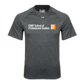 Under Armour Carbon Heather Tech Tee-