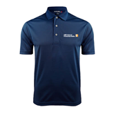 CUNY School of Prof Studies Navy Dry Mesh Polo-