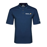 Nike Golf Tech Dri Fit Navy Polo-