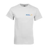 CUNY School of Prof Studies White T-Shirt-