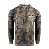 CUNY School of Prof Studies Realtree Camo Fleece Hoodie-