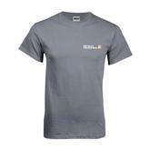 CUNY School of Prof Studies Charcoal T Shirt-
