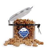 Cashew Indulgence Round Canister-