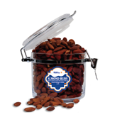 Almond Bliss Round Canister-