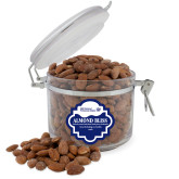 Almond Bliss Round Canister-CUNY SPS Two Line