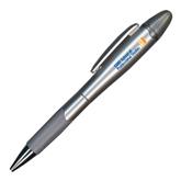 Silver/Silver Blossom Pen/Highlighter-