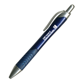Metallic Mykonos Navy Pen-