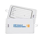 CUNY School of Prof Studies Luggage Tag-