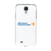 CUNY School of Prof Studies White Samsung Galaxy S4 Cover-