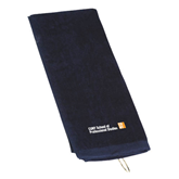 Navy Golf Towel-