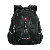 Wenger Swiss Army Mega Black Compu Backpack-