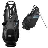 CUNY School of Prof Studies Callaway Hyper Lite 3 Black Stand Bag-