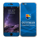 iPhone 6 Skin-Guttman Community College w/ Shield