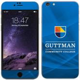 iPhone 6 Plus Skin-Guttman Community College w/ Shield