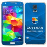 Galaxy S5 Skin-Guttman Community College w/ Shield