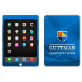 iPad Air 2 Skin-Guttman Community College w/ Shield